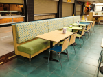 Banquette Seating (Straight or Curved)