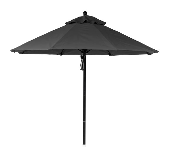 Outdoor Seating – Umbrellas and Umbrella Base
